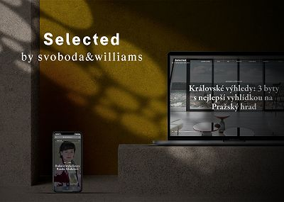 Svoboda & Williams spúšťa online magazín Selected